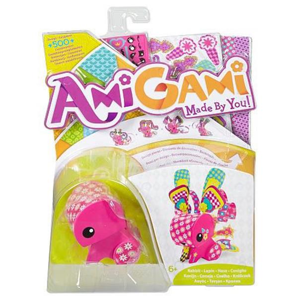 Детская игрушка AmiGami Кролик (BLV33)