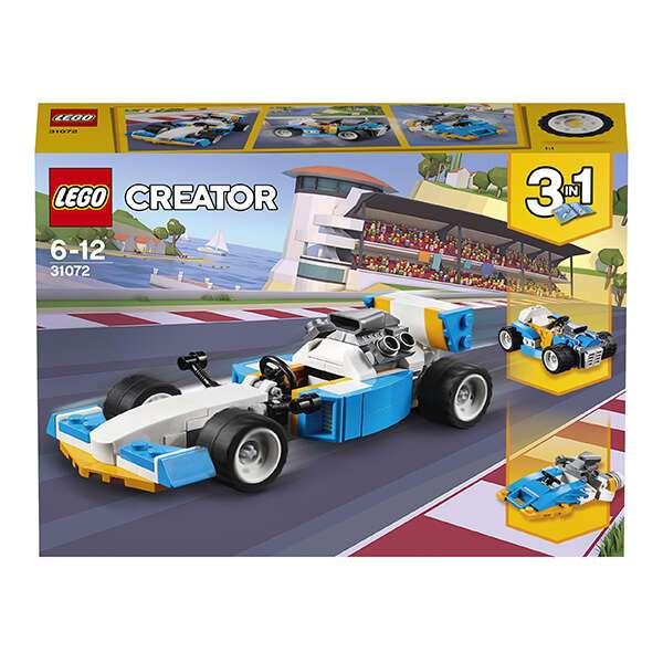 Конструктор Lego Криэйтор Экстремальные гонки 31072
