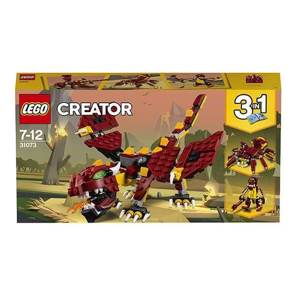 Конструктор Lego Creator Мифические существа 31073