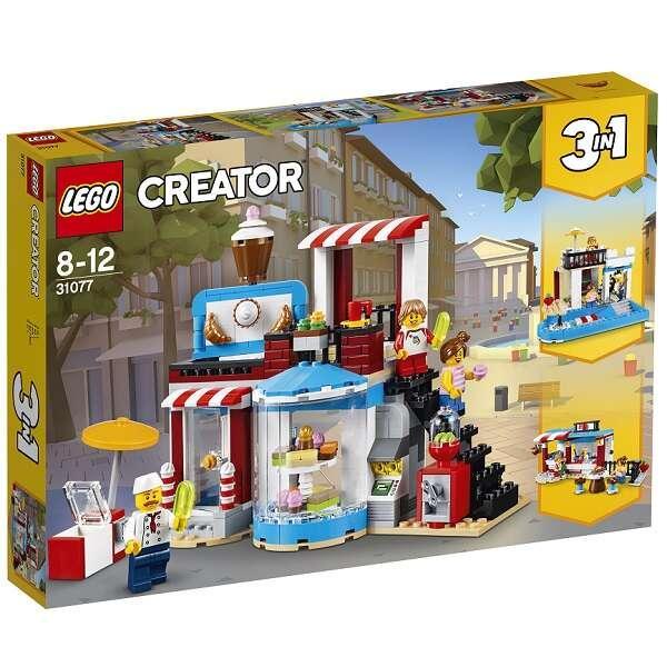 Конструктор Lego Creator Модульные сборка: приятные сюрпризы 31077