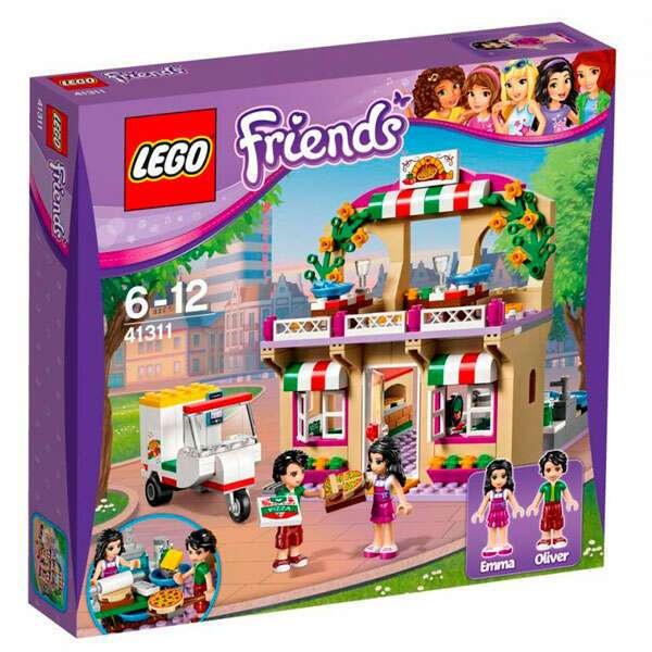 Конструктор Lego Friends Пиццерия 41311