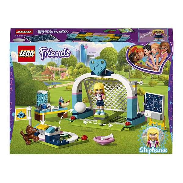 Конструктор Lego Friends Футбольная тренировка Стефани 41330