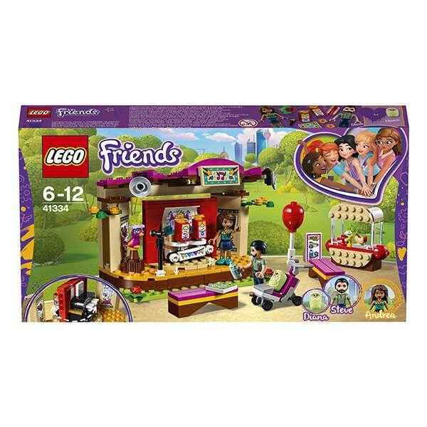 Конструктор Lego Friends Сцена Андреа в парке 41334