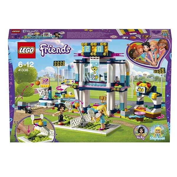 Конструктор Lego Friends Спортивная арена для Стефани 41338