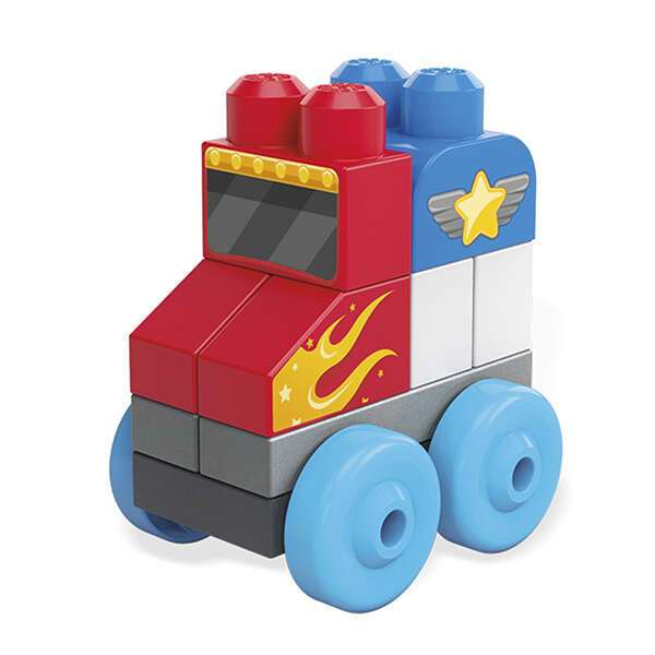 Конструктор Mega Bloks Zoomin' Vehicles (CNH09)