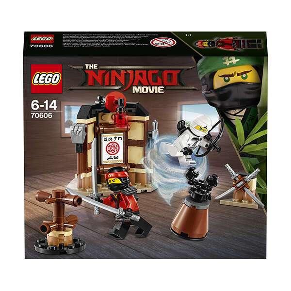 Конструктор Lego Ninjago Уроки Мастерства Кружитцу 70606