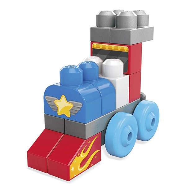 Набор обучающего конструктора Mattel Mega Bloks Zoomin' Vehicles (CNH09)