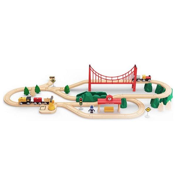 Конструктор Xiaomi Mi Toy Train Set