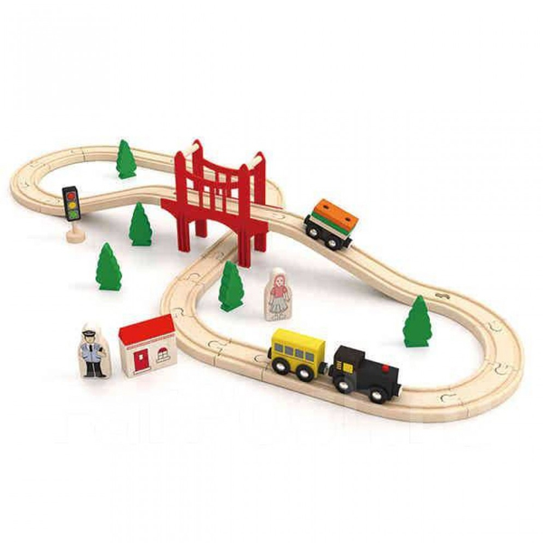 Конструктор Xiaomi Mi Toy Train Set