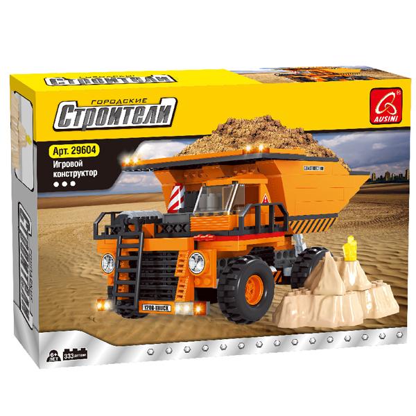 Игровой конструктор Ausini Toys 29604 Строители