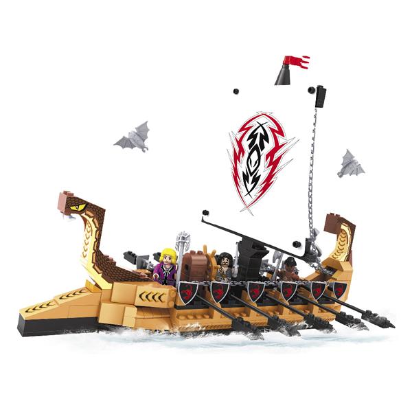 Игровой конструктор Ausini Toys Пираты (27705)