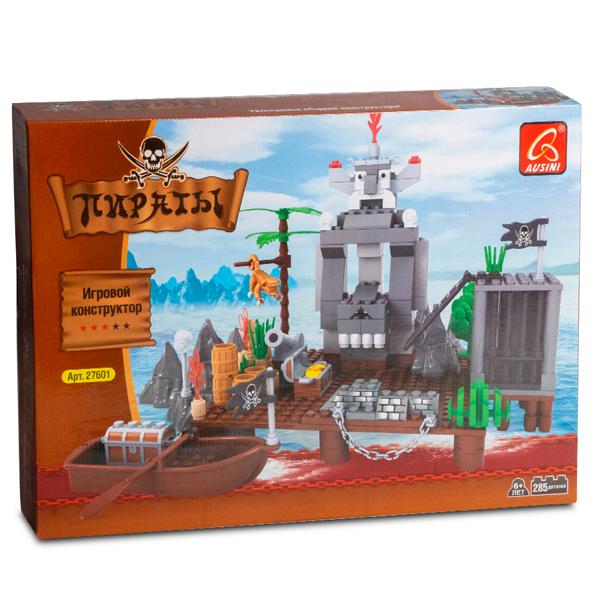 Игровой конструктор Ausini Toys 27601 Пираты