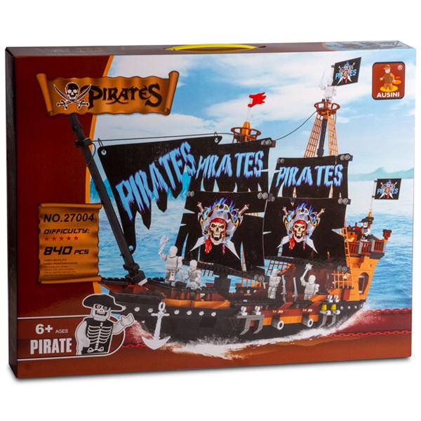 Игровой конструктор Ausini Toys Пираты (27004)