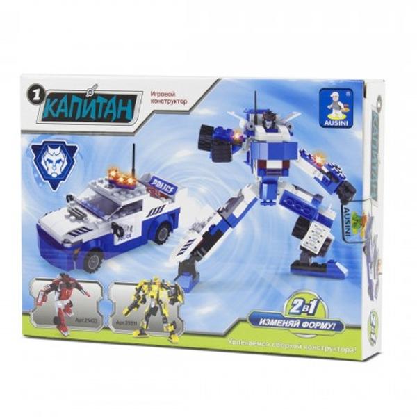 Игровой конструктор Ausini Toys 25419 Робот трансформер