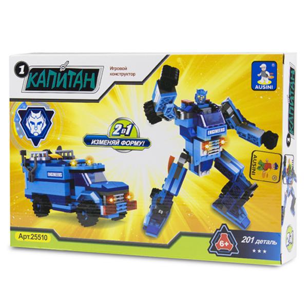 Игровой конструктор Ausini Toys 25510 Робот трансформер