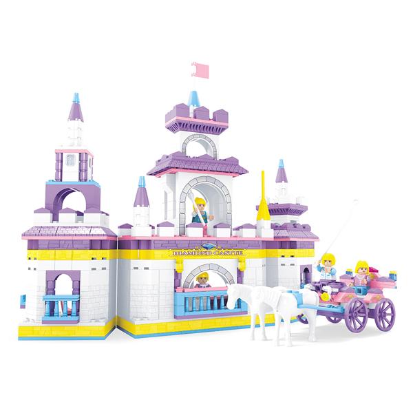 Игровой конструктор Ausini Toys Мир чудес (24806)