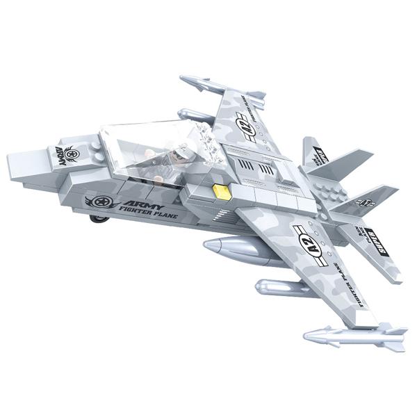 Игровой конструктор Ausini Toys Армия (22402)