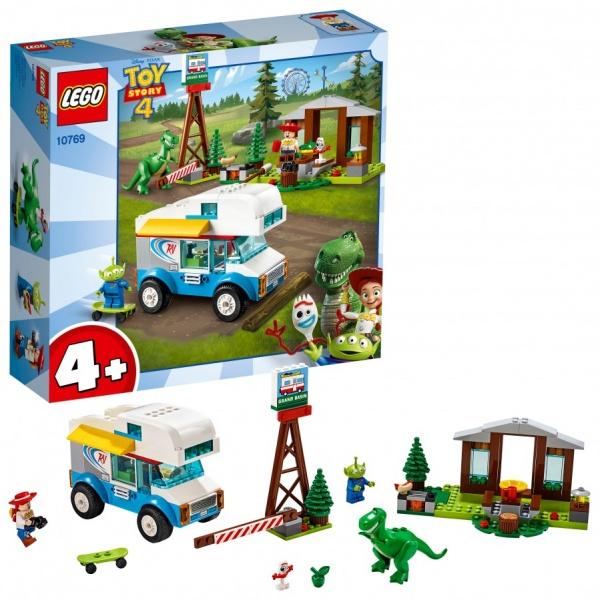 Конструктор Lego «История игрушек-4» Весёлый отпуск
