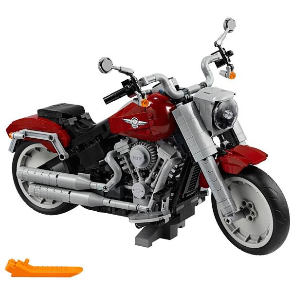 Конструктор LEGO Harley Davidson Creator Expert 10269