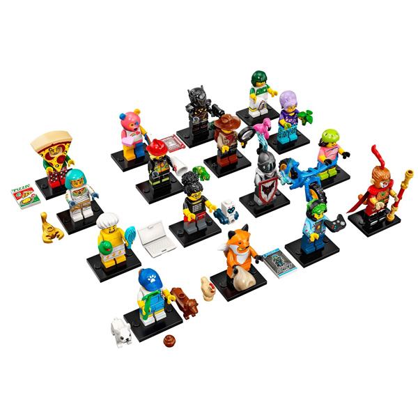 Конструктор LEGO Minifigures 2019-3 71025