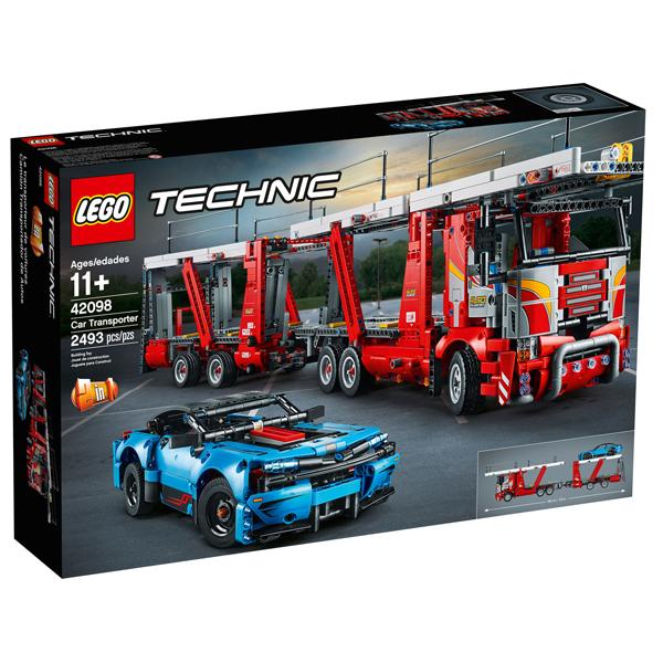 Конструктор LEGO Автовоз Technic 42098