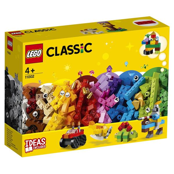 Конструктор LEGO Базовый набор кубиков Classic 11002