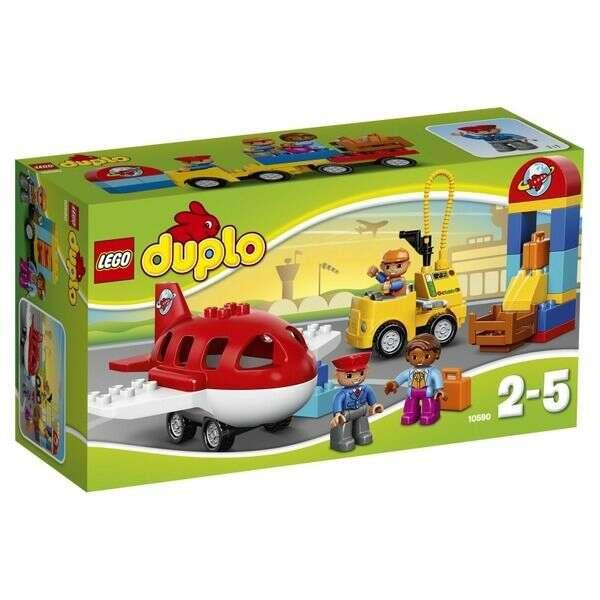 Конструктор Lego Duplo Town Аэропорт 10590