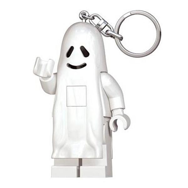 Конструктор LEGO Брелок-фонарик для ключей, Привидение