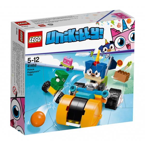 Конструктор LEGO Велосипед принца Паппикорна Unikitty 41452