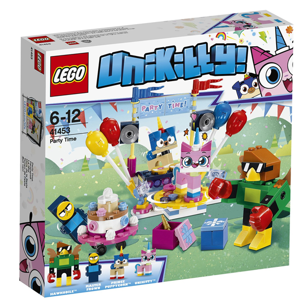 Конструктор LEGO Вечеринка Unikitty 41453