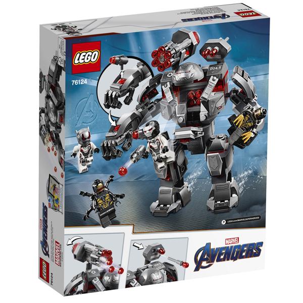 Конструктор LEGO Воитель Super Heroes 76124