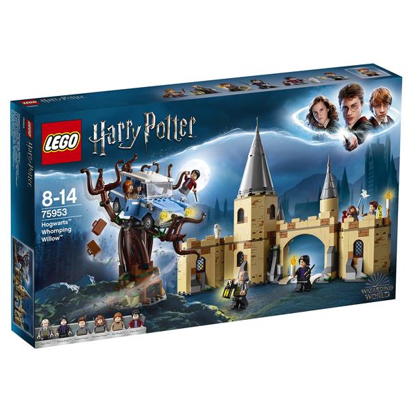 Конструктор Lego Гремучая ива Harry Potter 75953
