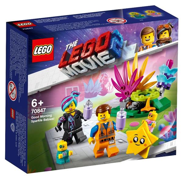 Конструктор Lego Доброе утро, звездочки! Lego Movie 70847