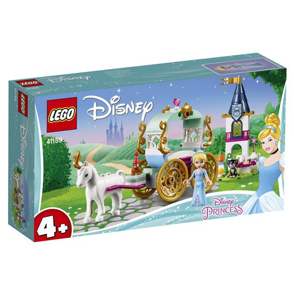 Конструктор Lego Карета Золушки Disney Princess 41159
