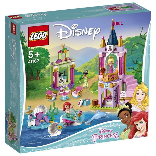 Конструктор Lego Королевский праздник Ариэль, Авроры и Тианы Disney Princess 41162