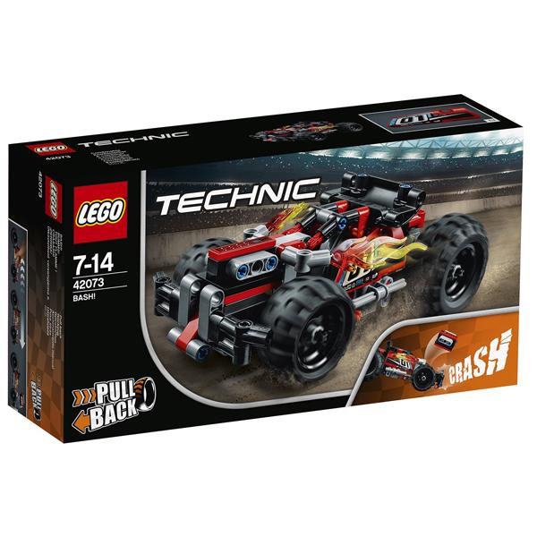 Конструктор Lego Красный гоночный автомобиль Technic 42073