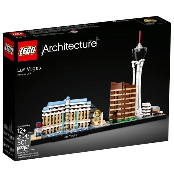 Конструктор Lego Лас Вегас Architecture 21047