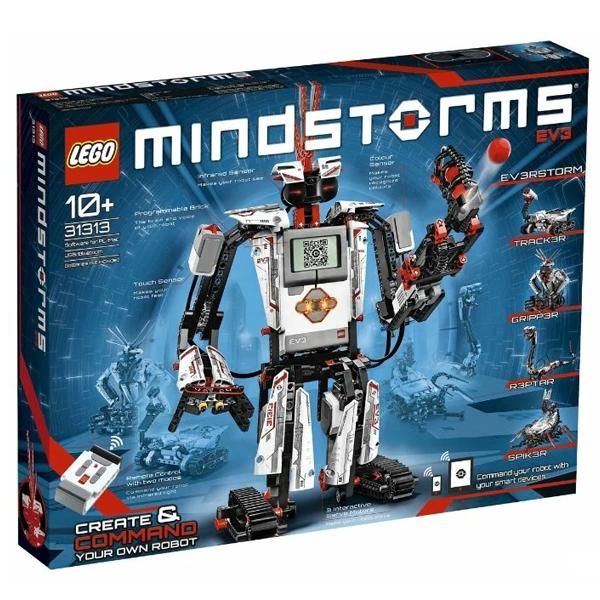 Конструктор Lego Майндстормс EV3 Mindstorms 31313