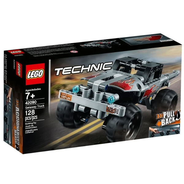 Конструктор Lego Машина для побега Technic 42090