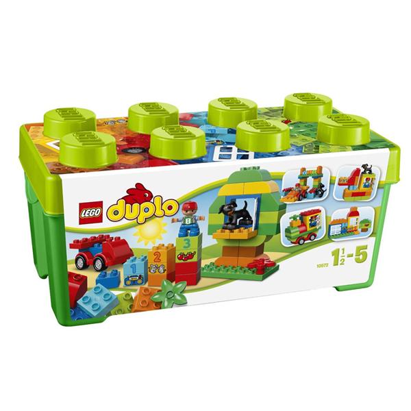 Конструктор Lego Механик Duplo 10572