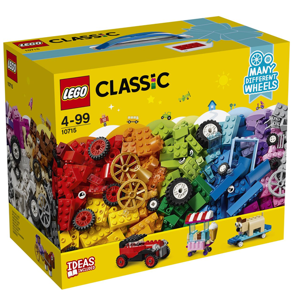 Конструктор Lego Модели на колёсах Classic 10715
