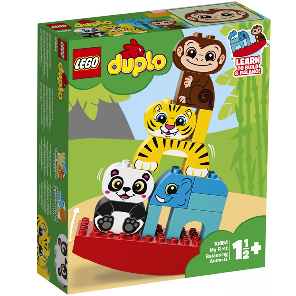 Конструктор Lego Мои первые цирковые животные Duplo 10884
