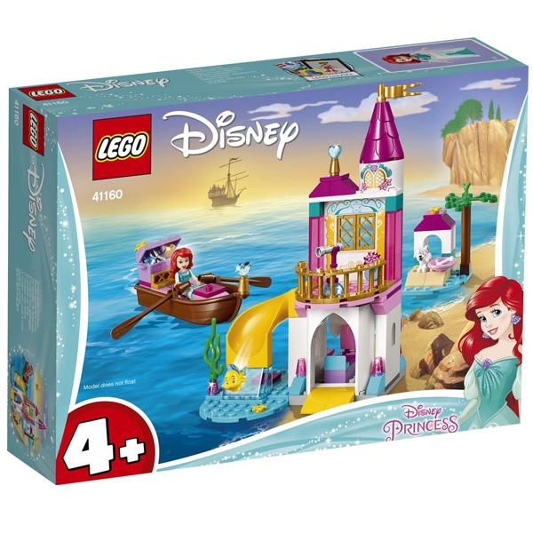 Конструктор Lego Морской замок Ариэль Disney Princess 41160