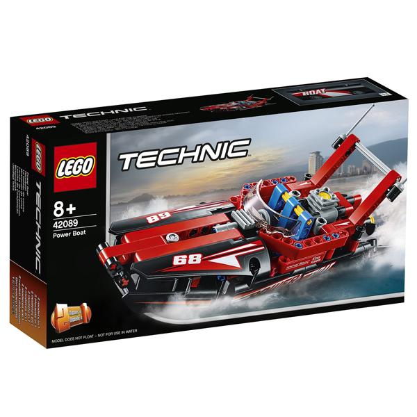 Конструктор Lego Моторная лодка Technic 42089