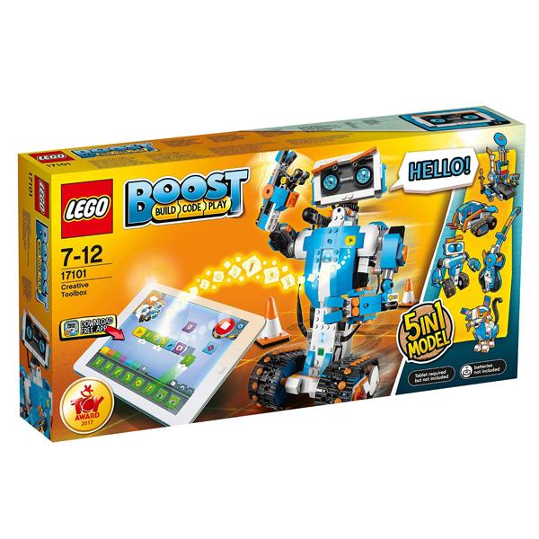 Конструктор Lego Набор для конструирования и программирования Boost 17101