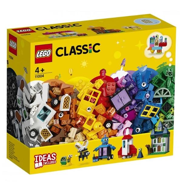 Конструктор Lego Набор для творчества с окнами Classic 11004