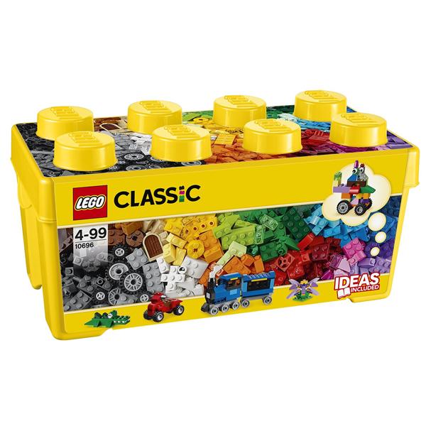 Конструктор Lego Набор для творчества среднего размера Classic 10696