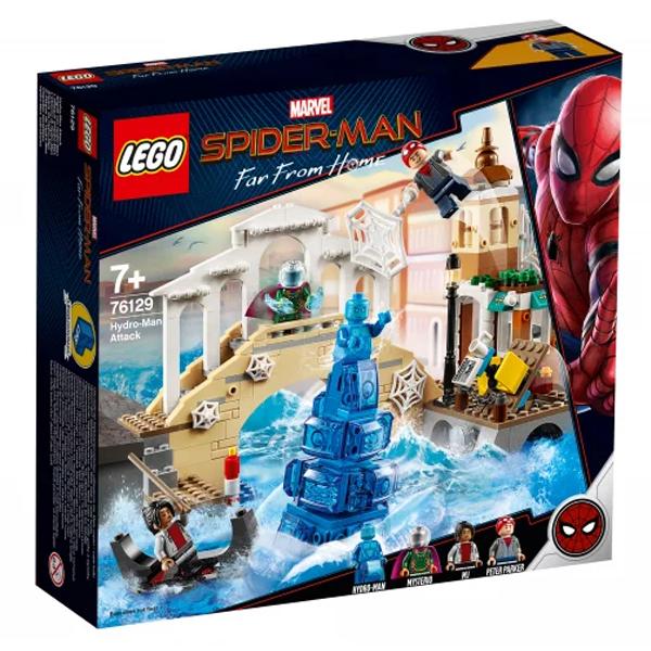 Конструктор Lego Нападение Гидромена Super Heroes 76129