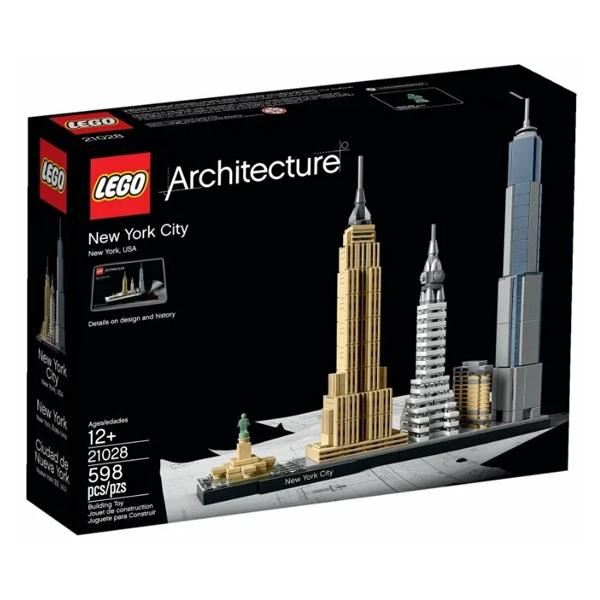 Конструктор Lego Нью-Йорк Architecture 21028