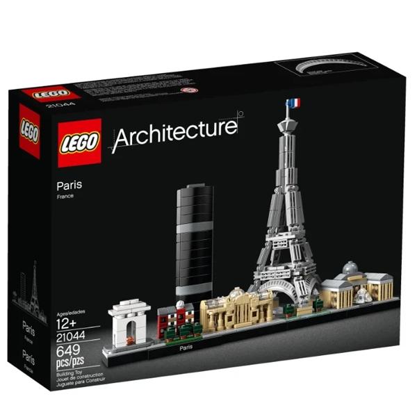 Конструктор LEGO Париж Architecture 21044